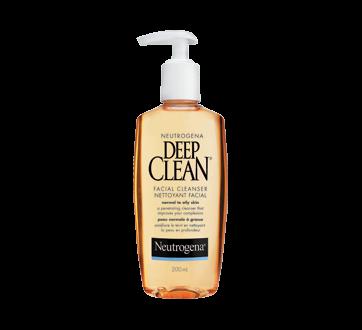 Deep Clean nettoyant facial, 200 ml