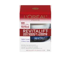 Image du produit L'Oréal Paris - Revitalift - crème de nuit