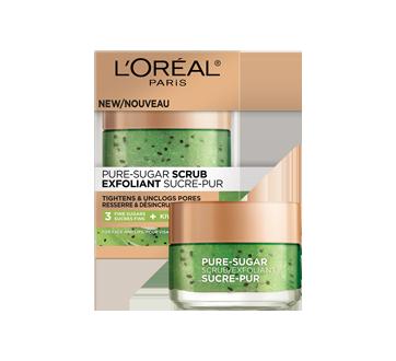 Sucre-Pur exfoliant pour visage et lèvres, 50 ml, peau grasse
