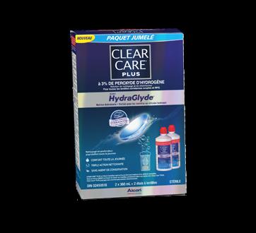 Image du produit Clear Care - Clear Care Plus Twin, 2 x 360 ml