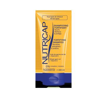 Image du produit Nutricap - Shampooing, 200 ml, germe de blé
