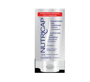 Image du produit Nutricap - Shampoing anti-chute pour cheveux fins, 150 ml