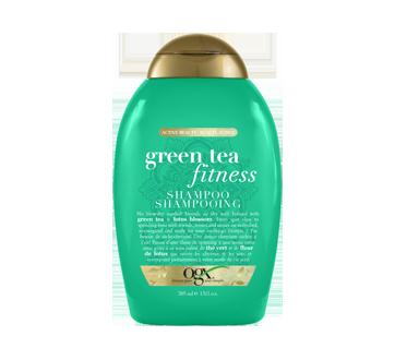 Green Tea Fitness Beauté active shampooing, 385 ml