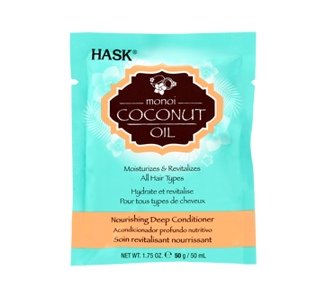 Monoi Coconut Oil soin revitalisant nourrissant, 50 ml