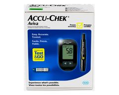 Image du produit Accu-Chek - Aviva glycomètre et autopiqueur, 1 unité