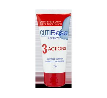 Image du produit CUTIBase Ceramyd - Crème talons fissurés, 75 g