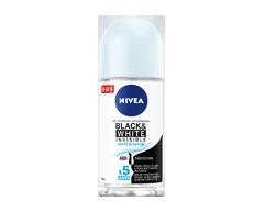 Image du produit Nivea - Bille Invisible for Black & White Pure