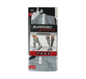 Image du produit Supporo - Sports bas de contention, 1 unité, petit