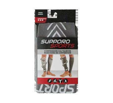 Image du produit Supporo - Sports manchons de contention, 1 unité, moyen
