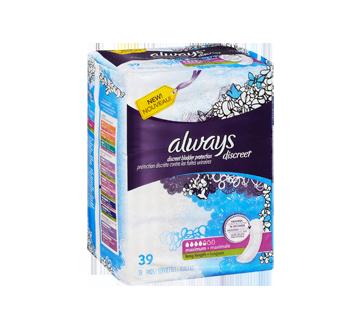 Image 2 du produit Always - Discreet protège-dessous d'incontinence, absorption maximale, 39 unités, longs