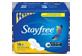 Vignette 1 du produit Stayfree - Ultra mince régulière avec ailes, 18 unités