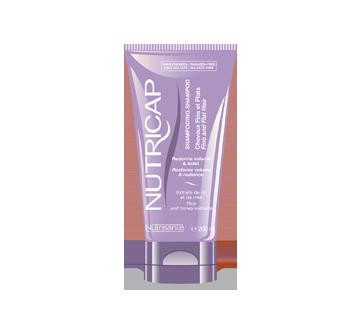 Image du produit Nutricap - Shampooing cheveux fins et plats, 200 ml, miel