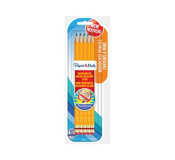 Everstrong crayons à mine, 10 unités