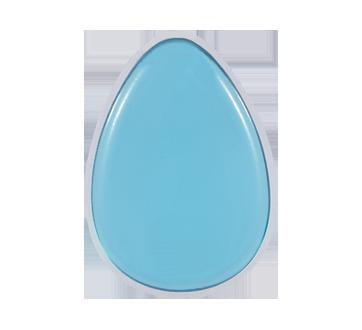 Image 2 du produit Personnelle Cosmétiques - Éponge à maquillage en silicone, 1 unité, bleue