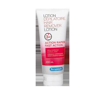 Image 2 du produit Personnelle - Lotion dépilatoire, 200 ml, Sucrée, florale avec notes de lavande, Acion rapide peau normale