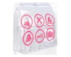 Image du produit PJC - Accessoires de voyage, 6 unités