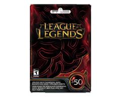 Image du produit Incomm - Carte-cadeau League of Legends de 50$