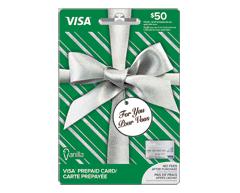 Image du produit Incomm - Carte Vanilla Visa prépayée de 50$, 1 unité