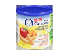 Image du produit Nestlé - Gerber P'tits Croquants, 42 g, pommes et patate douce