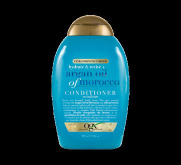 Revitalisant hydratant et revigorant à l'huile d'argan du Maroc, 385 ml