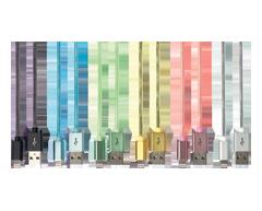 Image du produit ibiZ - Câble chargeur USB Sync/Lightning, 1 unité