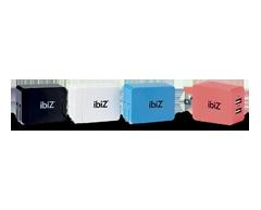 Image du produit ibiZ - Chargeur USB mural double, 1 unité