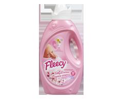 Image du produit Fleecy - Assouplissant liquide, 1,47 L, essence soyeuse