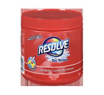 Oxi-action poudre pour lessive