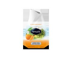 Image du produit Renuzit - Adjustable rafraîchisseur d'air en gel fraîcheur d'agrumes, 198 g