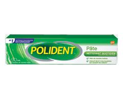 Image du produit Polident - Polident pâte nettoyante pour dentiers, 90 ml, menthe fraîche