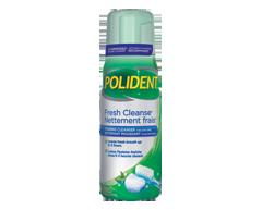 Image du produit Polident - Nettoyant antibactérien moussant pour prothèses dentaires, 125 ml