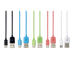 Image du produit ibiZ - Câble chargeur USB Sync/Micro