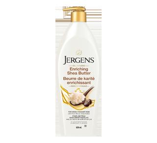 Beurre de karité enrichissant hydratant , 620 ml