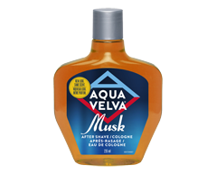 Image du produit Aqua Velva - Après-rasage, 235 ml, musc