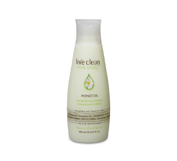 Huile de monoÏ shampooing fortifiant, 350 ml