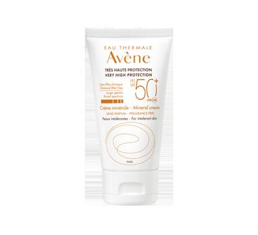 Crème minérale FPS 50+, 50 ml