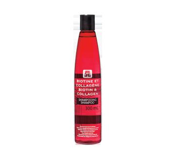 Biotine et collagène Shampoing , 300 ml
