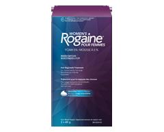 Image du produit Rogaine - Mousse à 5 % pour femmes, 120 g
