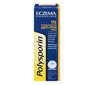 Eczéma crème anti-démangeaison, 28 g