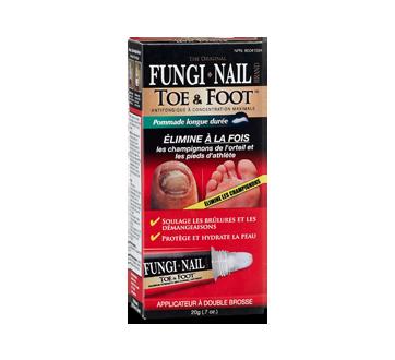 Image 2 du produit Funginail - Toe and Foot, 20 g, antifongique et pied d'atlhète