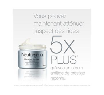 Image 2 du produit Neutrogena - Correcteur de Rides Express crème régénératrice, 48 ml