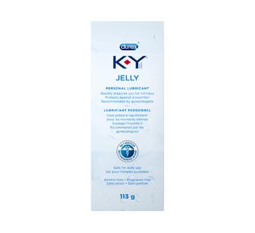 Image du produit K-Y - Lubrifiant personnel, gel, 113 g