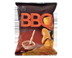 Image du produit PJC Délices - Croustilles, 42 g, BBQ