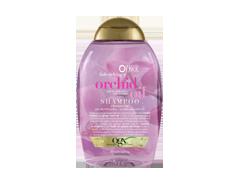Image du produit OGX - Huile d'orchidée shampooing contre la décoloration, 385 ml