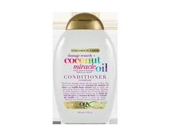Image du produit OGX - Huile de noix de coco miracle revitalisant remède contre les dommages, 385 ml