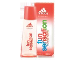 Image du produit Adidas - Fun Sensation eau de toilette, 50 ml