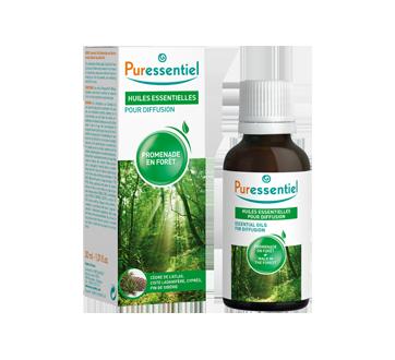 Huile essentielle pour diffusion, 30 ml, promenade en forêt