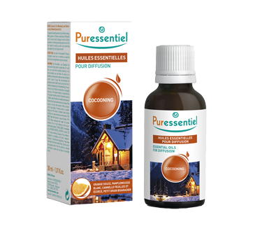 Huile essentielle pour diffusion, 30 ml, Cocooning