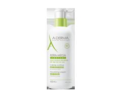Image du produit A-Derma - Xera-Mega Confort crème nutritive anti-dessèchement, 400 ml