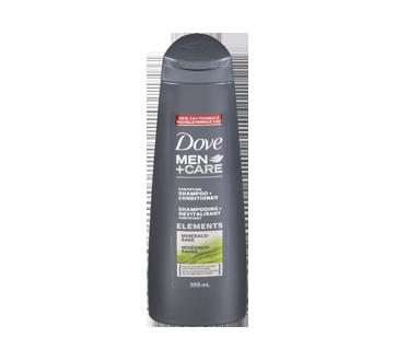 Minéraux+Sauge shampooing+revitalisant, 355 ml